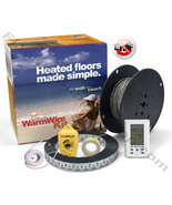 SunTouch WarmWire Kits 70 sq Radiant floor heating - $894.00