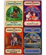 Hardy Boys 4 LOT Wanderer Paperback Editions no.64, 70, 73, 74 Franklin ... - $12.00