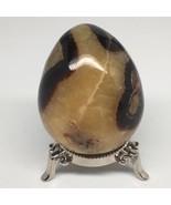 """340.2g, 2.8""""x2.3"""" Natural Polished Septarian Egg, gemstones @Madagascar,... - $20.46"""