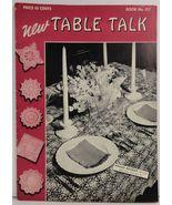 New Table Talk Book No. 157 The Spool Cotton Company - $3.99