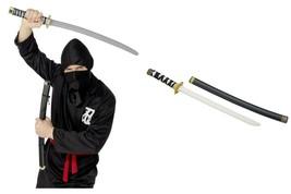 Kids Fancy Dress Ninja Sword for Kill Bill Ninja Turtles Oriental Warrior Fun - $10.47+