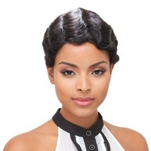 Janet Collection 100% Human Hair Wig MOMMY 1 - $31.09
