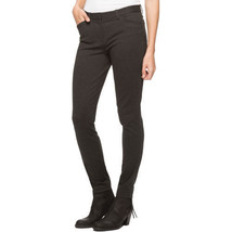 Andrew Marc Ponte Stretch Black Skinny Tapered ... - $16.44