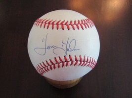 Tom Gordon Flash Wsc Phillies Yankees Royals Rookie Signed Auto Baseball Jsa - $59.39