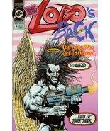 Lobo's Back #4 [Comic] [Jan 01, 1992] - $4.99