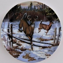 Persis Weirs On the Move #1 3D Plate Beyond the Bounds Magnificent Whitetails - $29.70