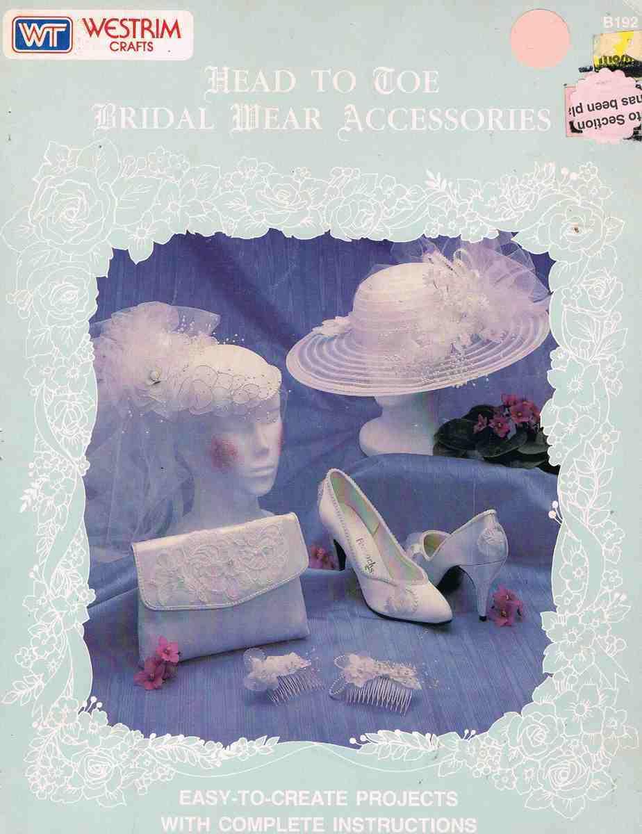 Head to toe bridal