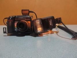 Lot of Nikon cool pix 8400 Camera & Nikon Speedlight SB-600 flash -- wor... - $824.19
