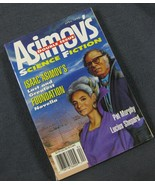 Isaac Asimov's Science Fiction Magazine April 1993 03871676 04 VG+ Doubl... - $6.95