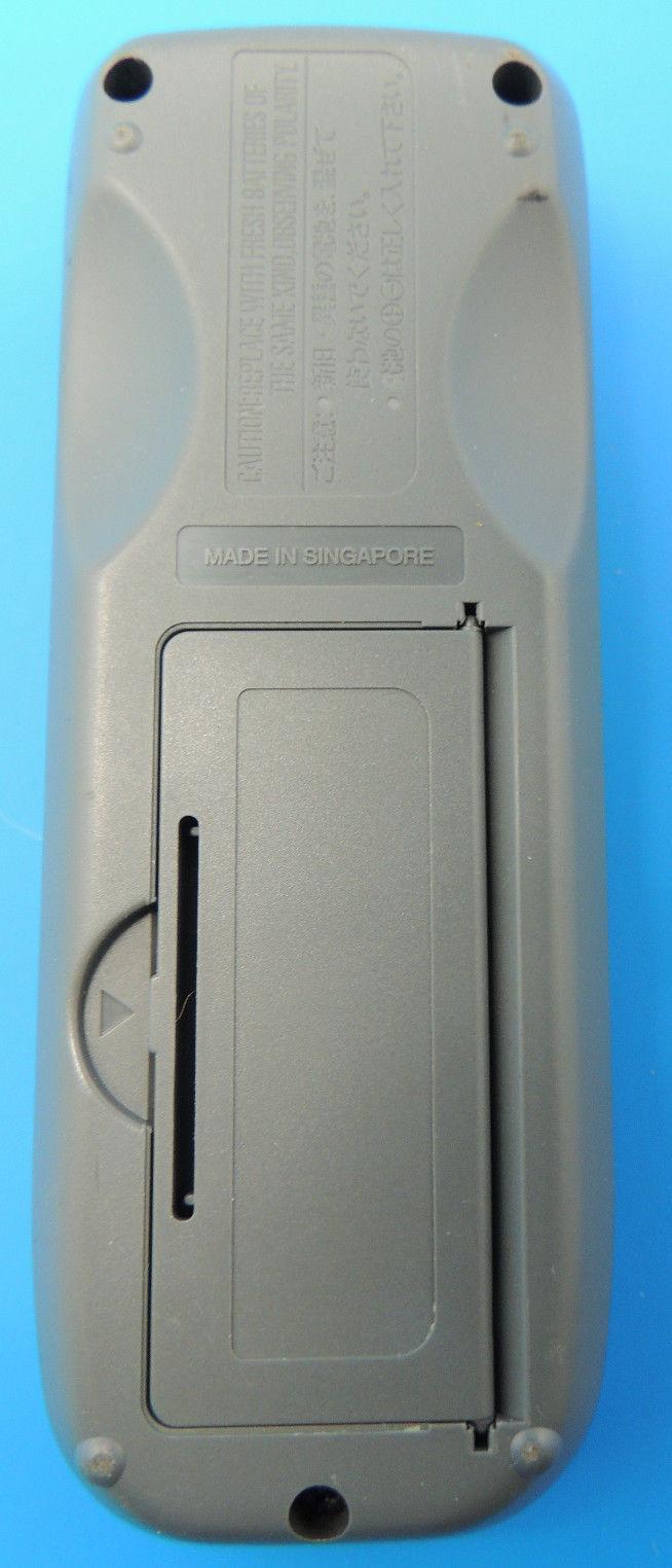 Genuine OEM Panasonic Audio System Remote Control EUR648202 image 2