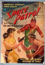 SPACE PATROL #1-1952-ZIFF DAVIS-NORMAN SAUNDERS-BERNIE KRIGSTEIN-G G - $155.20