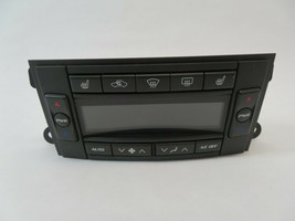 #3564C CADILLAC SRX 05 06 OEM DASH TEMP AC HEAT AIR CLIMATE CONTROL SWITCH - $11.88
