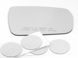 Fits 04-12 Galant Right Passenger Convex Mirror Glass Lens w/out Backing... - $18.76