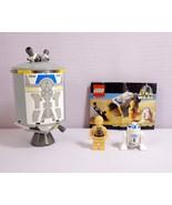 Lego Star Wars Set Episode IV-VI Droid Escape (7106) C-3PO R2-D2 - $31.11