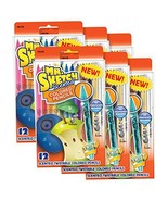 Mr. Sketch Scented Twistable Colored Pencils, Assorted Colors, 6 Packs o... - $33.99
