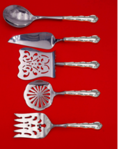 Rondo by Gorham Sterling Silver Brunch Serving Set 5-Piece HHWS Custom Made - $359.00