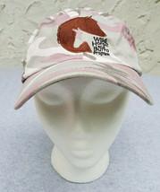 Imperial Headwear Wild Horse Burro Program Pink Camoflage Ball Cap Hat A... - $19.75