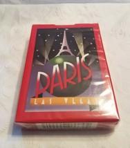 Paris Las Vegas Hotel & Casino Deck Of Playing Cards New - $4.94