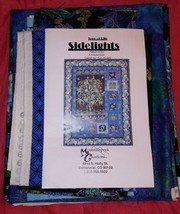 """Gorgeous """"Tree of Life"""" Quilt Kit Sidelights INCLUDES FABRIC Mountainpee... - $425.00"""