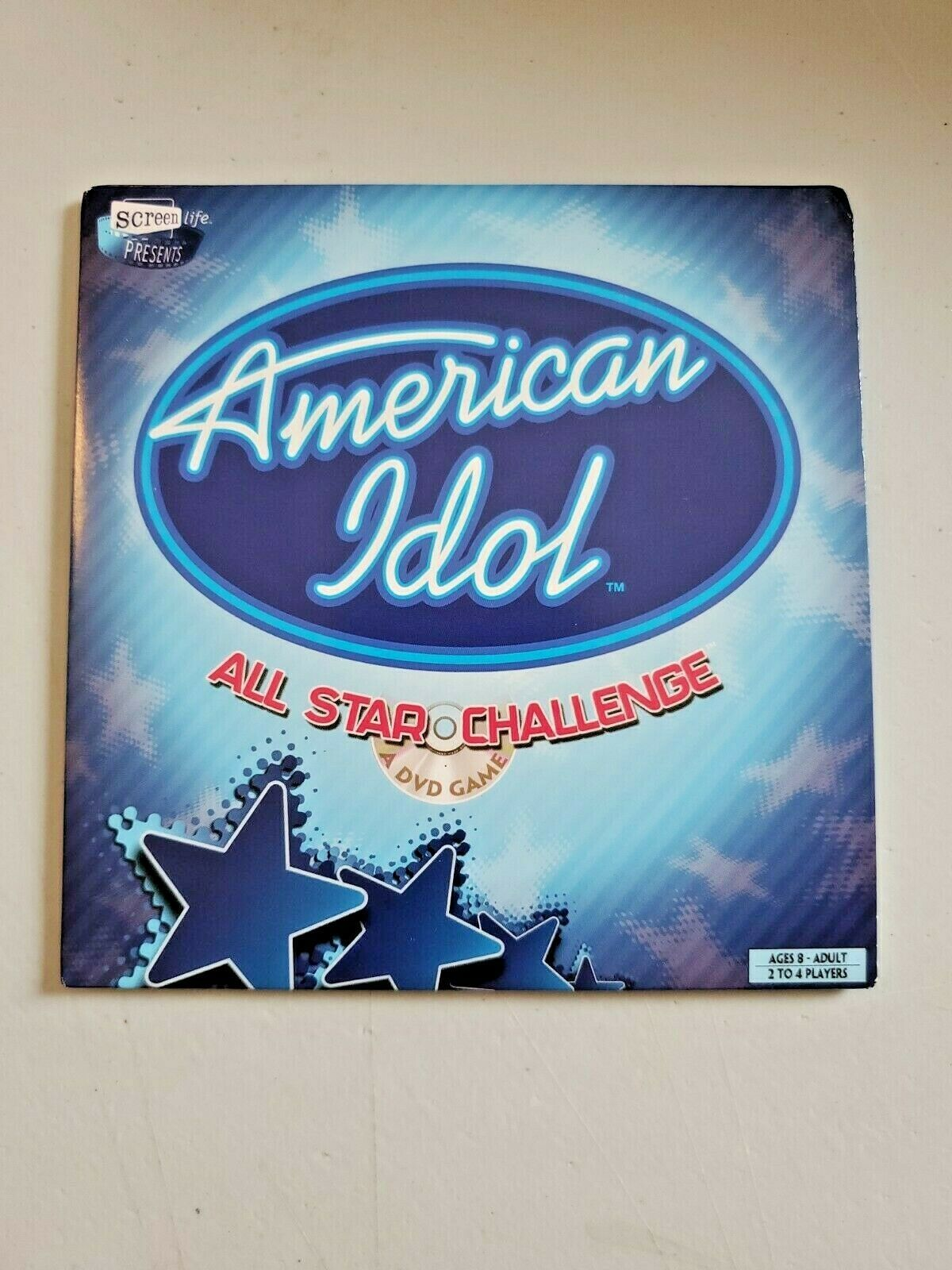 NEW American Idol All Star Challenge DVD Game Replacement DVD - $9.95