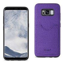 Reiko Samsung Galaxy S8 Edge/ S8 Plus Anti-slip Texture Protector Cover ... - $14.79