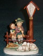 """Wayside Devotion"" Goebel Hummel Figurine #28/2 TMK3 Jesus Shrine In The... - $139.67"