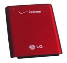 Original LG Chocolate VX8500 Cherry Red Battery LGLP-AGKM - $4.90