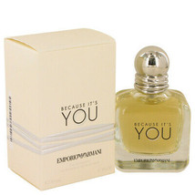 Because It's You by Giorgio Armani Eau De Parfum Spray 1.7 oz (Women) - $75.46