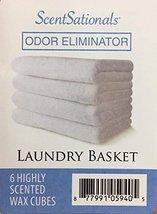 ScentSationals Laundry Basket Odor Eliminator Scented Wax Cubes, 2 OZ - $6.92