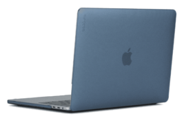 "NEW Incase Hardshell Case Dots For MacBook Pro 13"" Thunderbolt 3  USB-C Deep Sea"