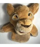 """Vintage Disneyland Disney Lion King """"Simba"""" Plush Puppet Rare Easter Gif... - $30.71"""