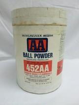 Winchester-Western Ball Powder Smokeless Propellant 452AA Empty Bin, USED - $23.50