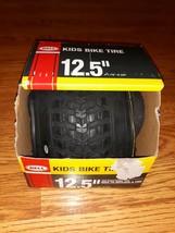 "Bell Standard Kids Bike Tire, 12.5"" x 1.75-2.25"", Black - $8.90"