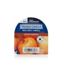 Yankee Candle Spiced Pumpkin Wax Melts (6) Six - $18.00