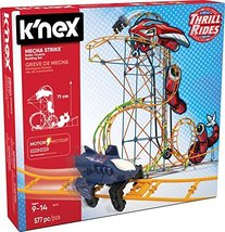 K'nex 18515 Mecha Strike Roller Coaster Building Set - $39.55