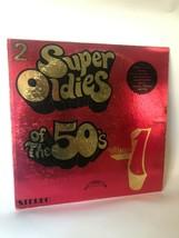 Super Oldies 50's Volume 1 Vinyl LP Record Album TOX-50-1 Hits Double  - $15.00