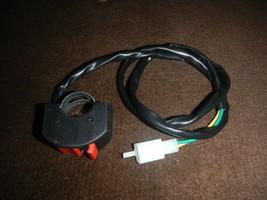 NEW RUN STOP on off flip KILL SWITCH 2000- 2007 YAMAHA TTR90 TTR 90 TTR90E - $18.69