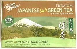Prince of Peace Premium Japanese Green Tea 6.35 Oz/180g - 100 Tea Bags - $12.38