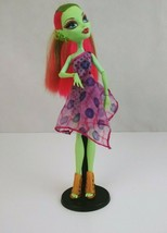 """Monster High Venus McFlytrap 11"""" Doll  With Outfit & Brush. Without Stand - $18.29"""