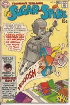 DC Sugar And Spike #84 Bernie The Brain Cartoon Adventure Humor Satire - $9.95