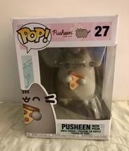 Funko Pop! Pusheen with Pizza Vinyl Figure 27 - $14.95