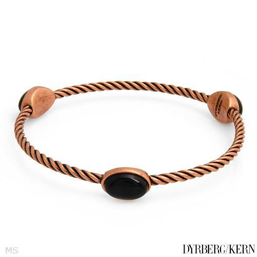 DYRBERG/KERN OF NORWAY HAND MADE BRACELET