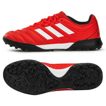 Adidas Copa 20.3 TF Turf Football Shoes Soccer Cleats Red G28545 - $83.99