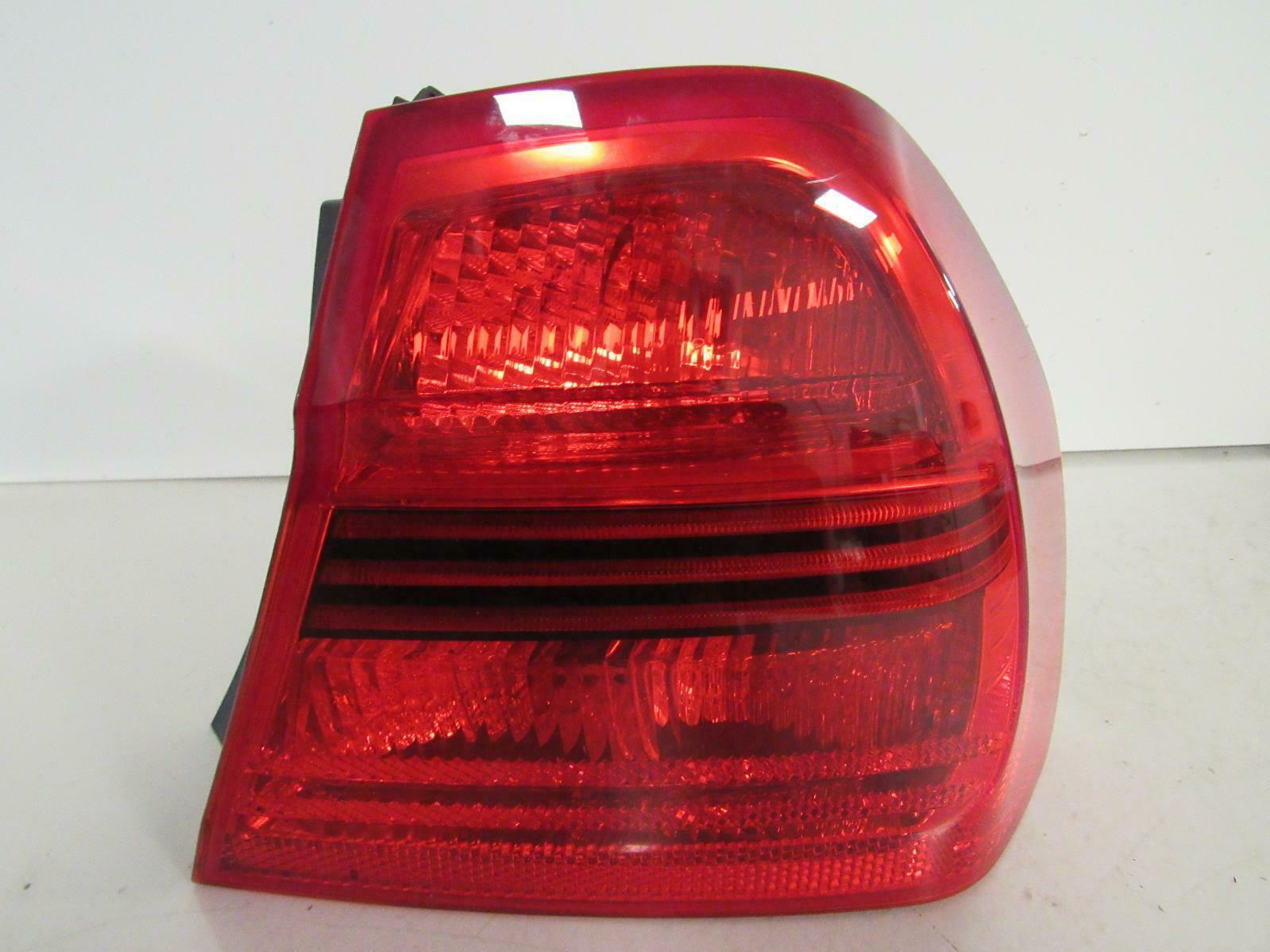 Primary image for 2007 2008 BMW 3-SERIES SEDAN PASSENGER RH LED TAIL LIGHT OEM D45R