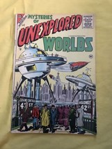 Mysteries of Unexplored Worlds (1956) #2 - $49.50