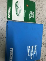 1993 Mazda Miata MX-5 MX5 Service Repair Shop Workshop Manual Set EWD OEM - $276.71