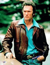 Clint Eastwood Signed 11x14 Photo Certified Authentic PSA/DNA COA - $742.49