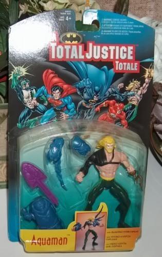 Batman Total Justice Aquaman Action Figure