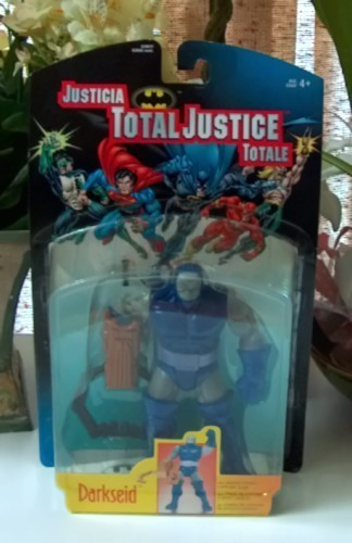 Batman Total Justice Darkseid Action Figure