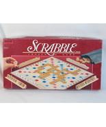 Scrabble 1989 Board Game Irwin Milton Bradley 100% Complete EUC #2 - $14.73